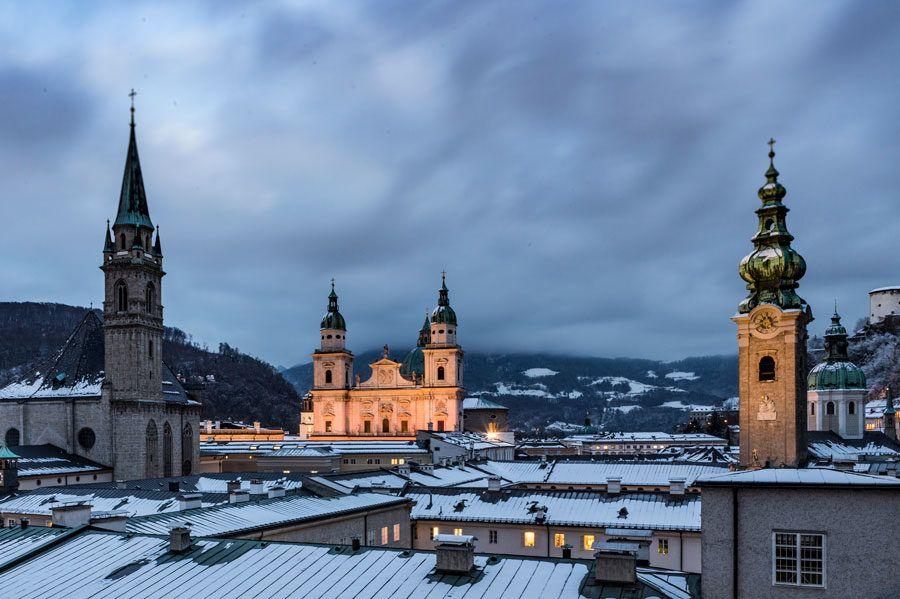 Navidad en Salzburgo, mercadillos de navidad, escapadas por Europa, viajes para el invierno