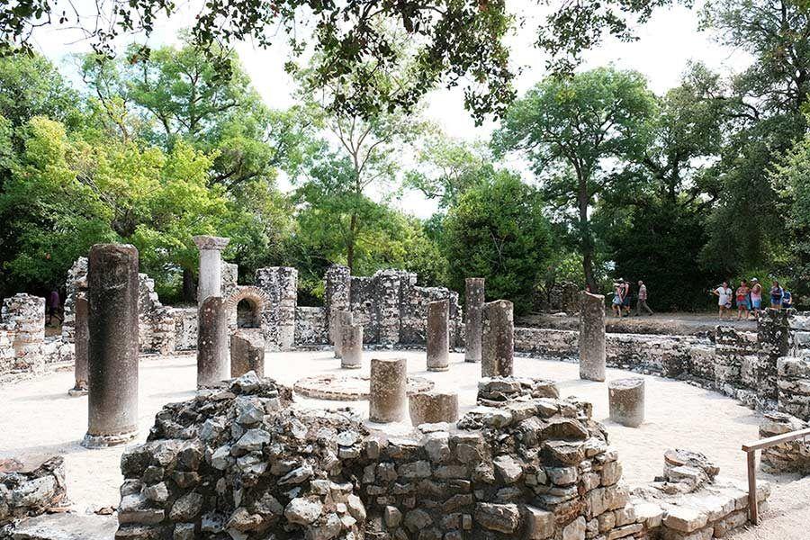ruinas de Butrinto