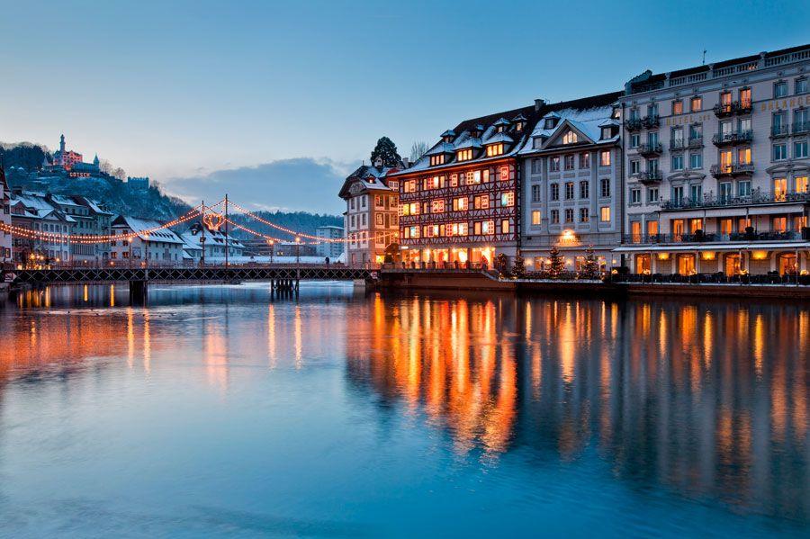Viajes a mercadillos navideños, viajes a Suiza, fin de semana en pareja