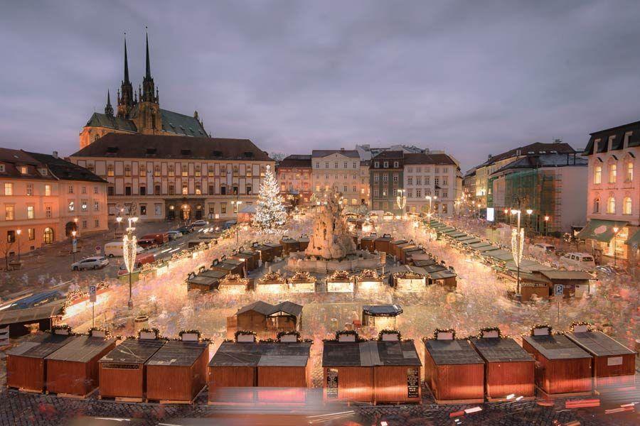 Mercadillo de Brno
