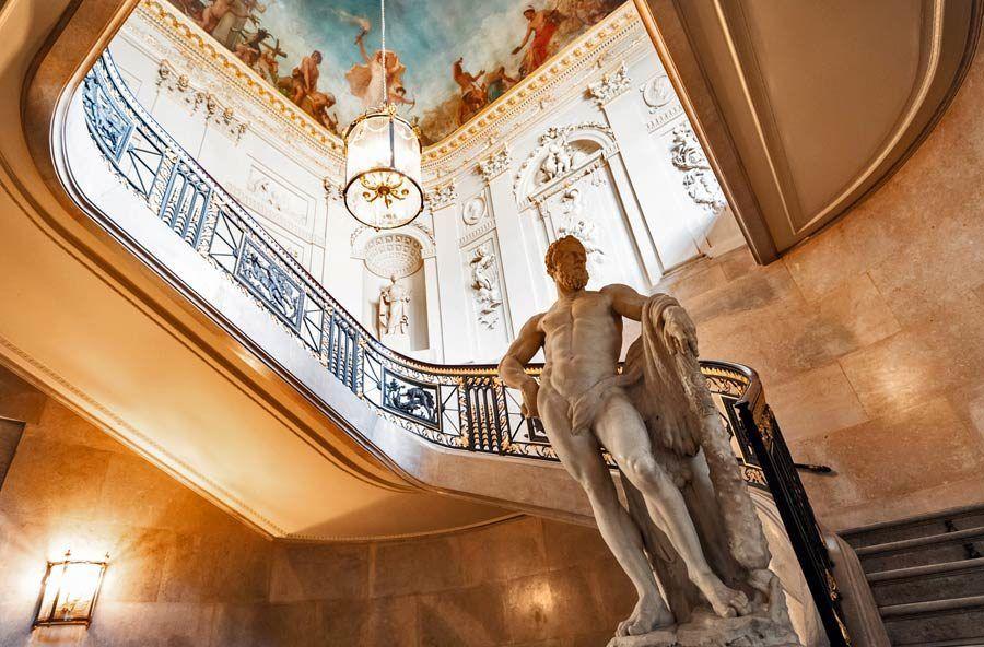 Paleis Karel van Lotharingen, viaje bruselas