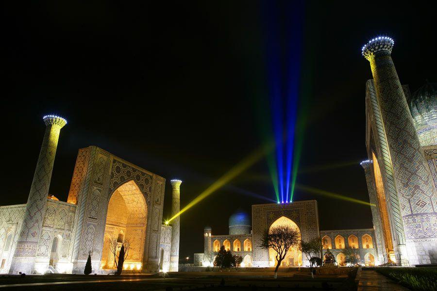 samarkanda, viaje uzbekistan