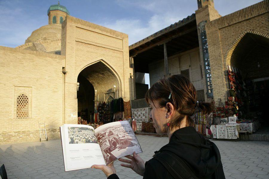 Bukhara, viaje uzbekistan