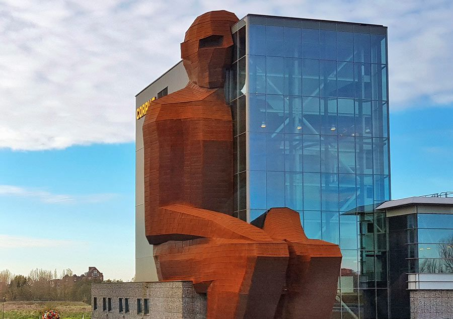 museo corpus, viaje leiden