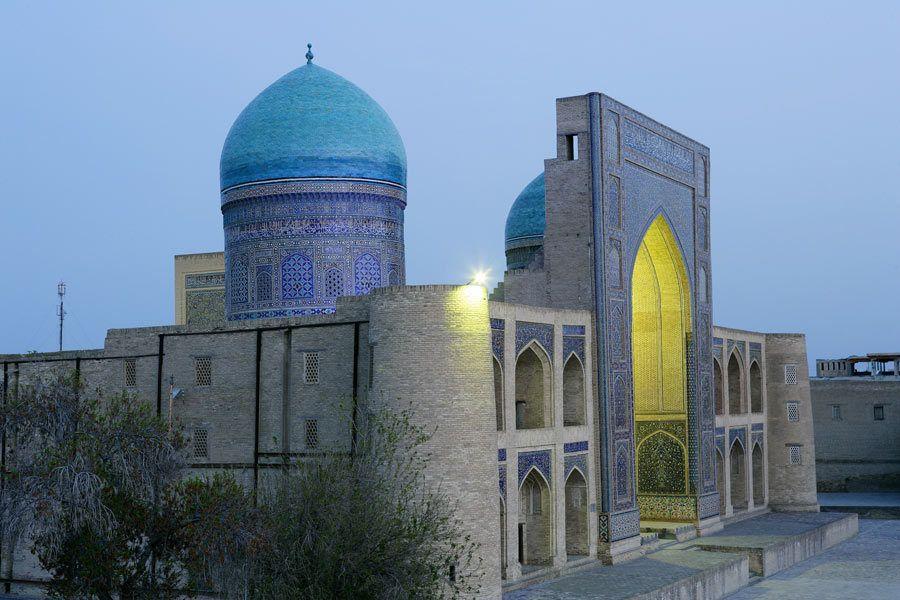 Mir i Arab Medressa de Bukhar