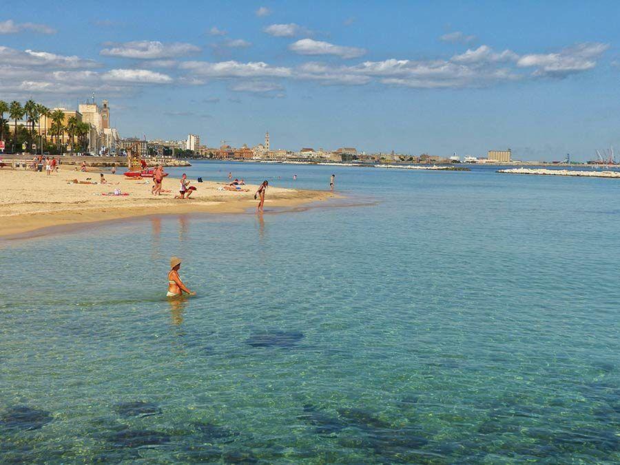 playas de Bari