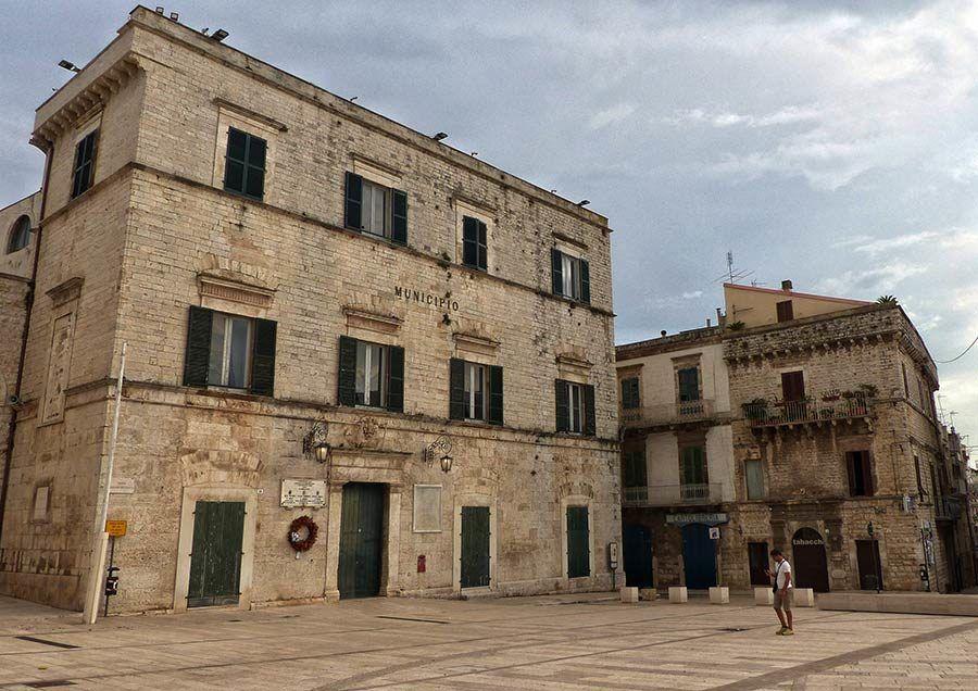 Plaza del Ayuntamiento, Ruvo di Puglia