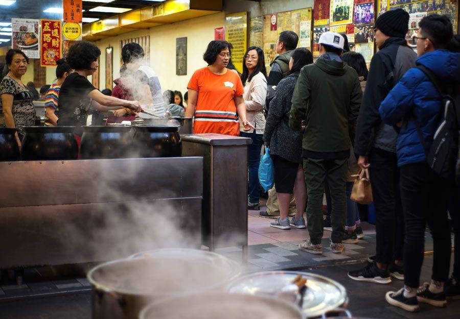mercado nocturno shilin, mercados taipei