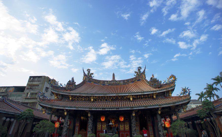 Templo de Bao An, templos de taipei