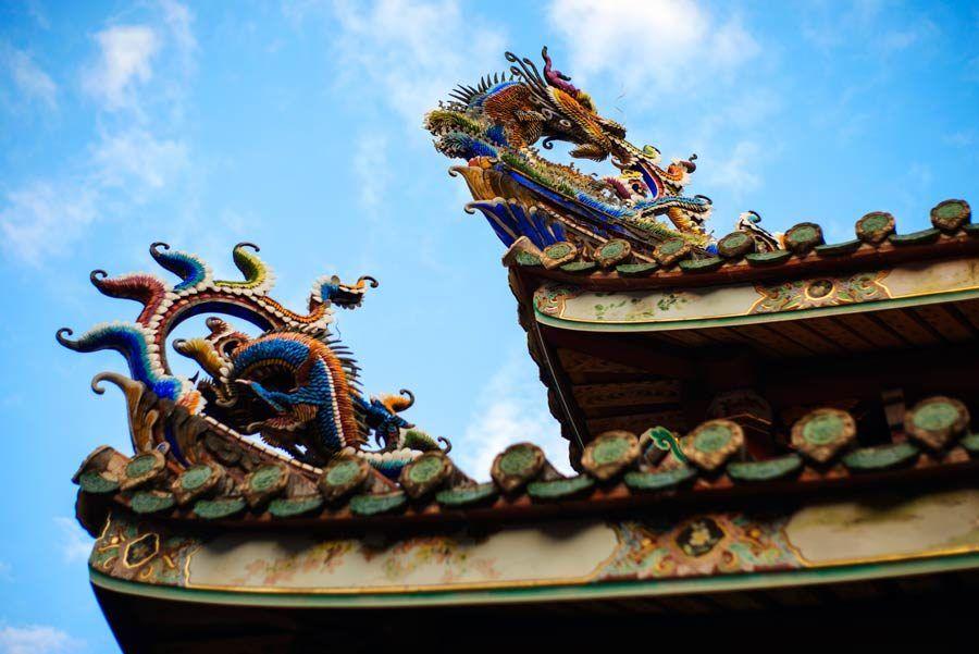 templo bao an taipei