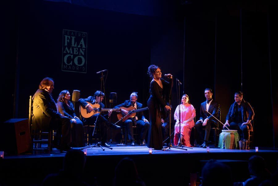 teatro flamenco madrid, zambomba de jerez en madrid