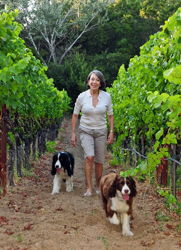 marimar torres, vinos california