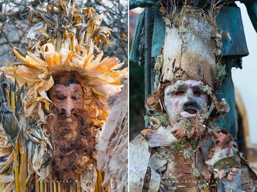 mascaras de silio, primer carnaval de espana