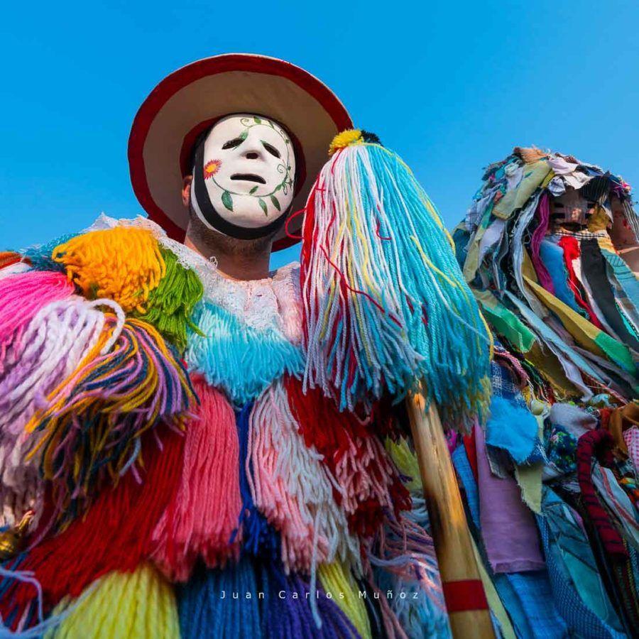 la vijanera, carnaval de cantabria, primer carnaval de espana