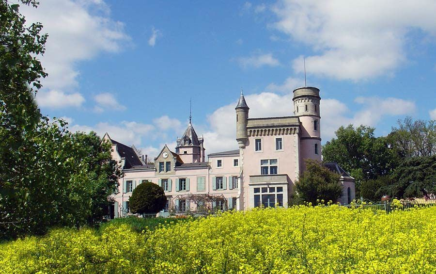 chateau Villeneuve, foodie love montolieu