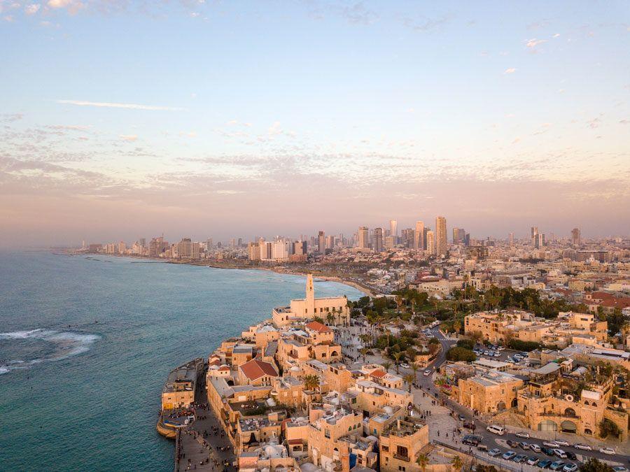 visita Tel Aviv israel
