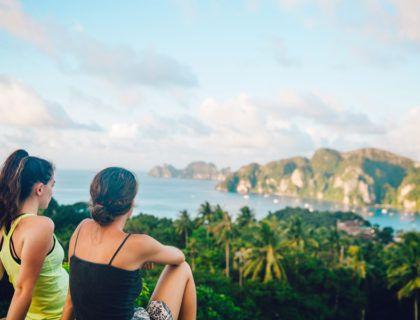 viajes a Tailandia, luna de miel en Tailandia, viajes en pareja