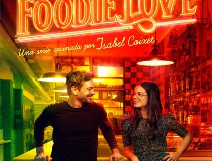 Cartel de Foodie Love