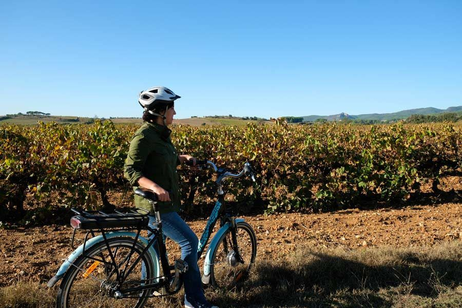 rutas bicicleta en el penedes, rutas vino penedes, turismo industrial, turismo familiar en Cataluna