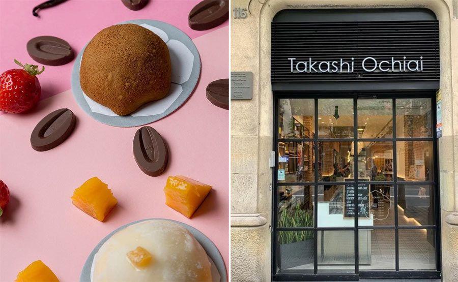Takashi Ochiai, foodie love