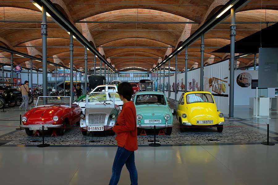 Museo Nacional de la Ciencia y tecnologia, turismo industrial, turismo familiar en Cataluna