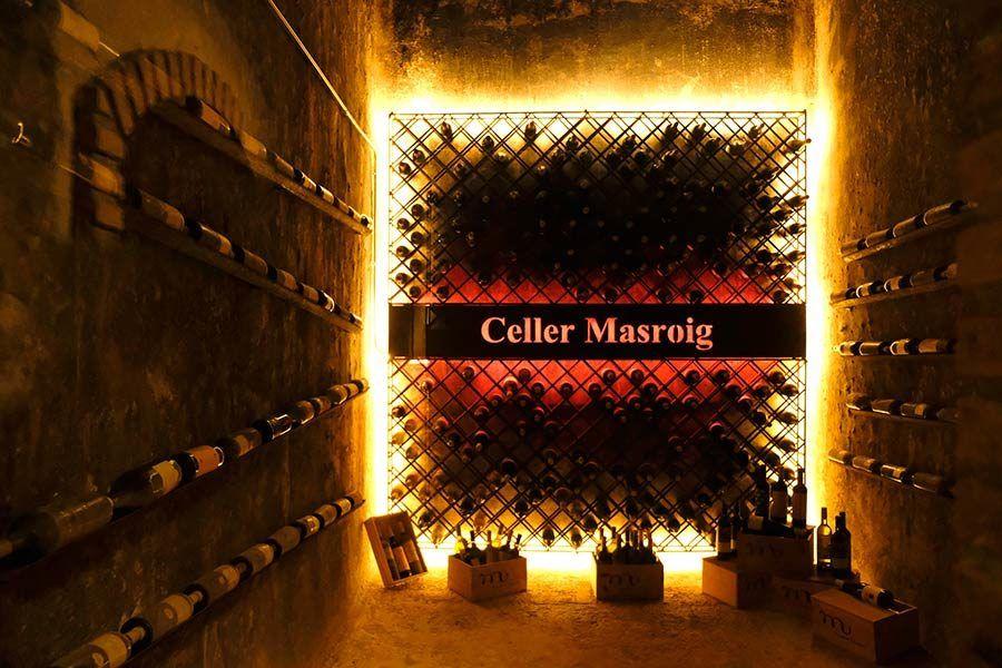 celler masroig, rutas del vino, turismo industrial cataluna