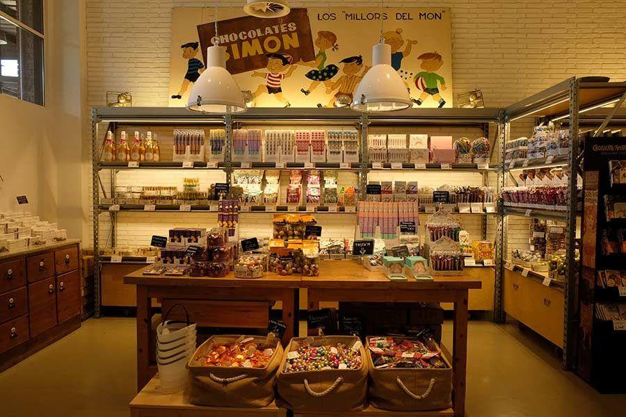 chocolates simol coll, turismo industrial, turismo familiar en Cataluna