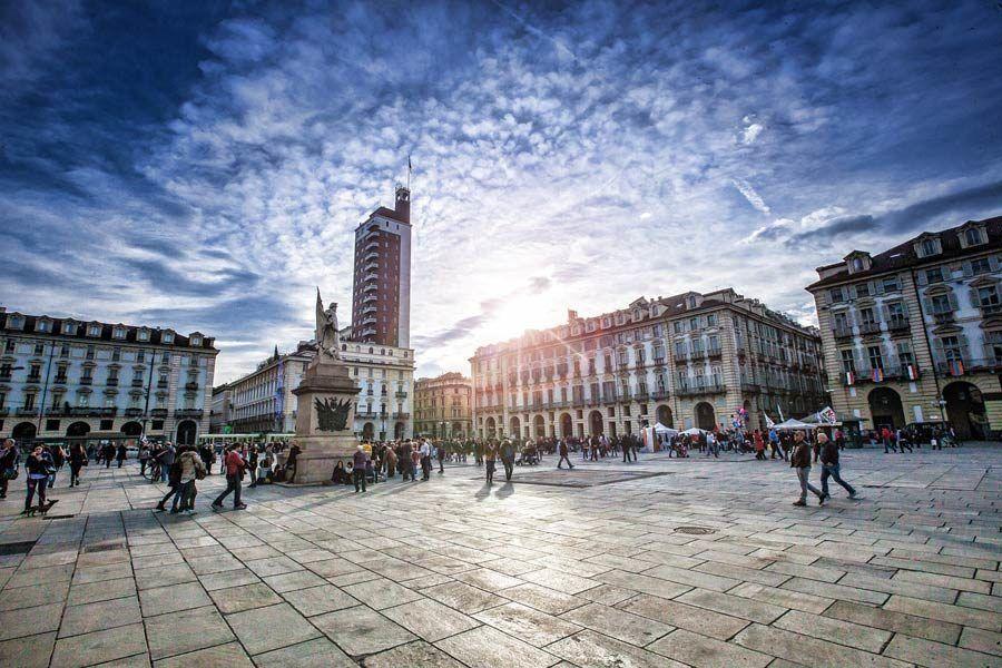 piazza castello, que ver en turin