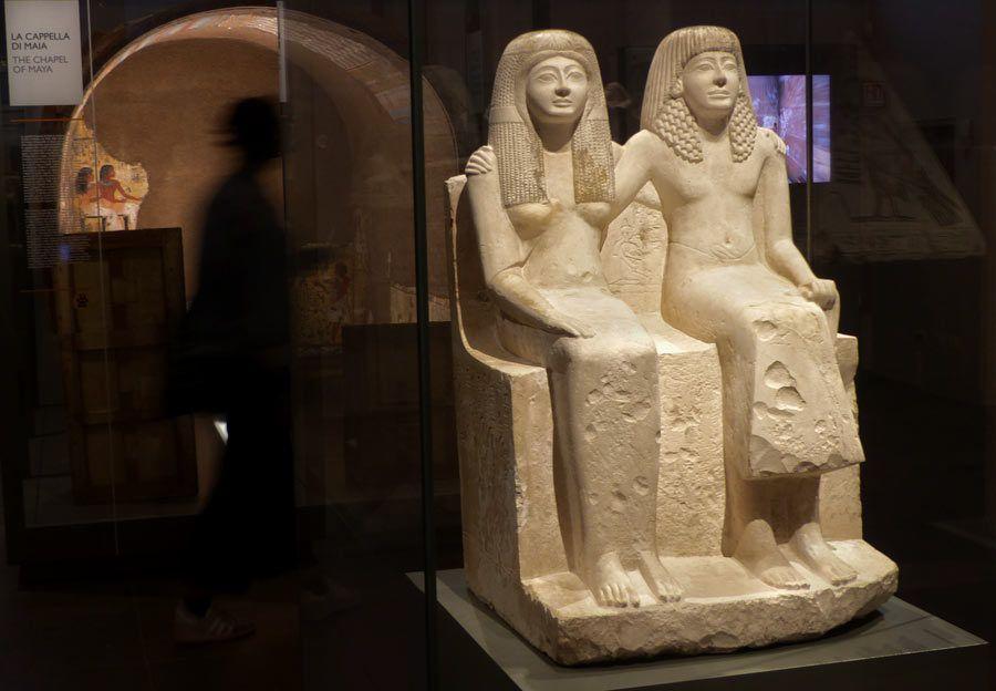 museo egipcio de turin