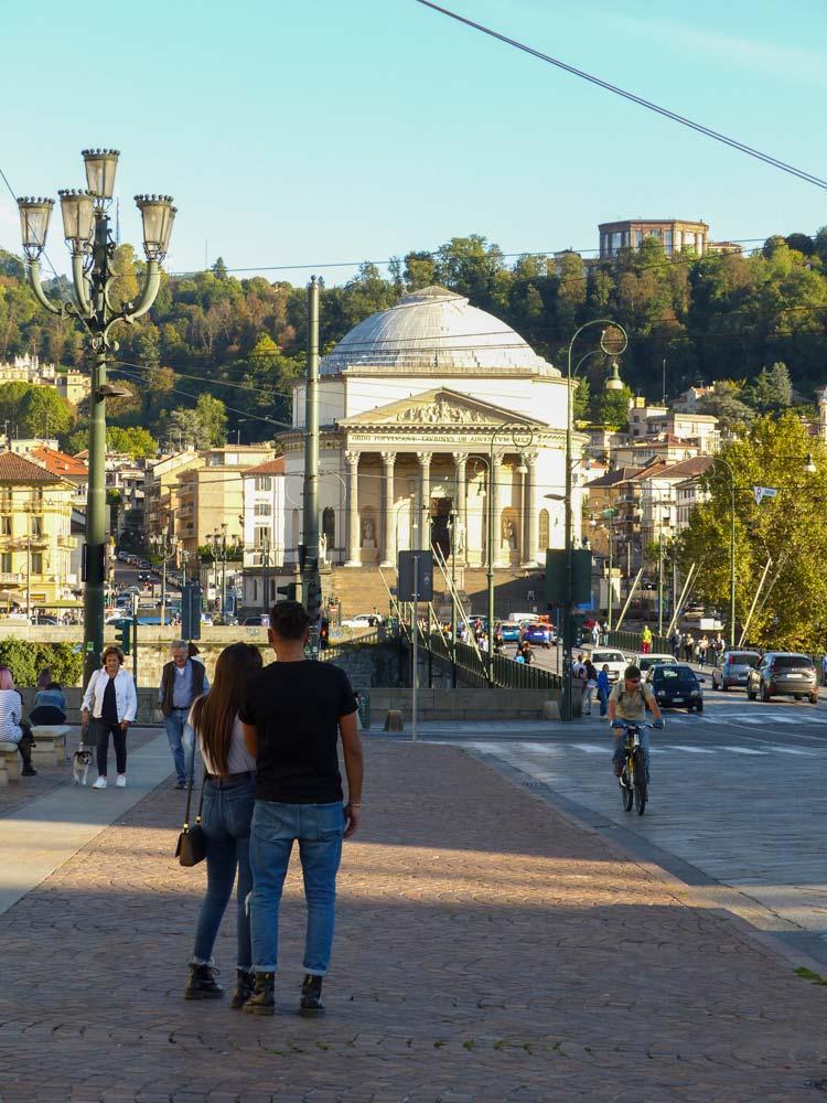 Piazza Vittorio Veneto, visitas en turin