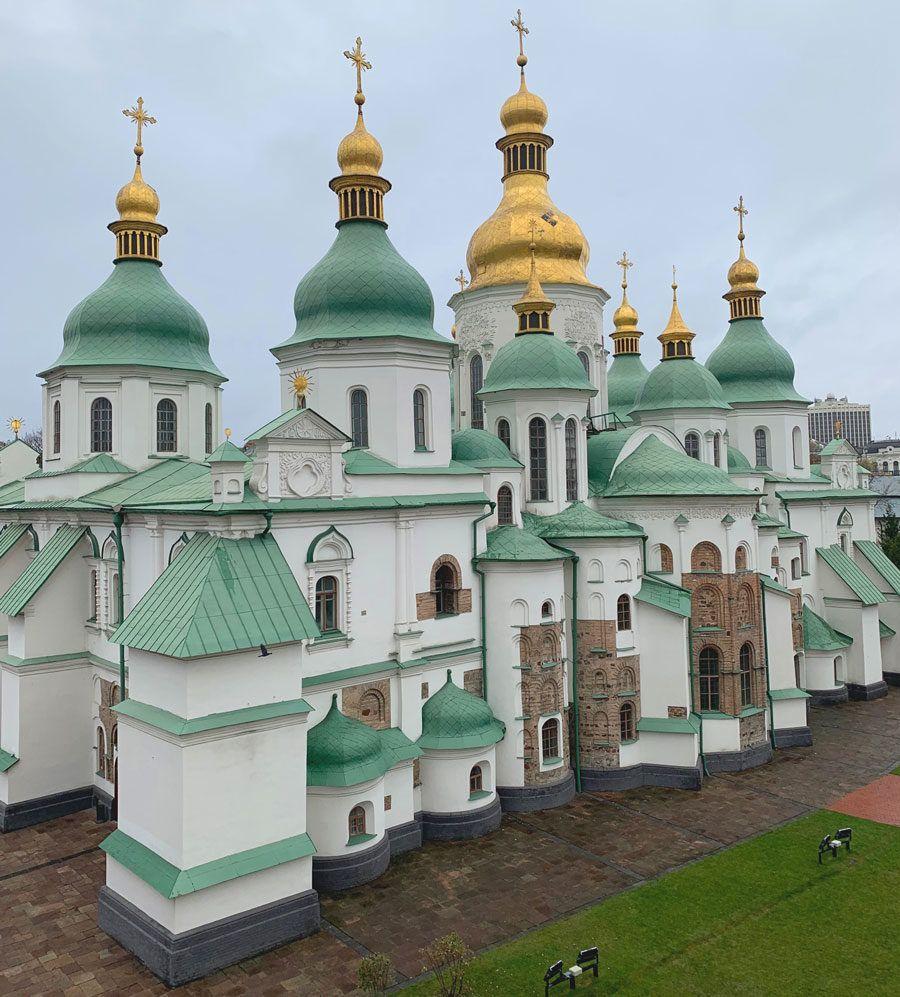 Catedral de Santa Sofia  kiev