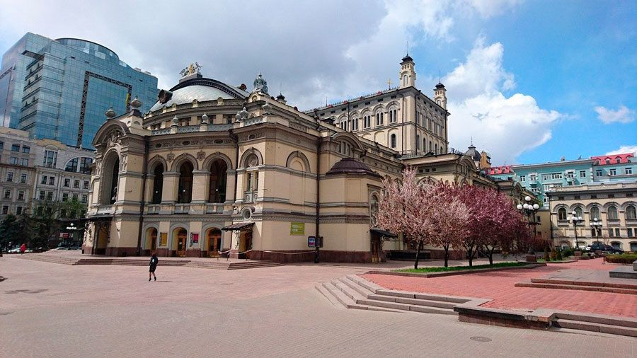 opera Nacional kiev