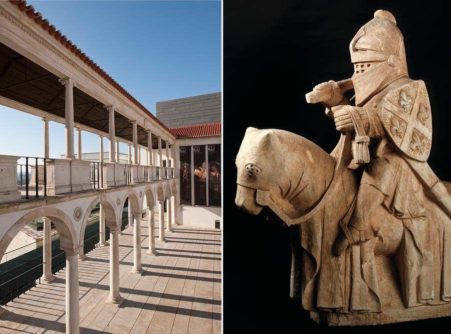 museo nacional machado de castro, museos coimbra