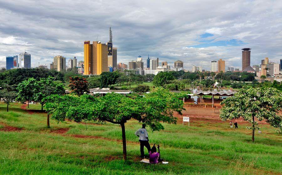 nairobi, lago turkana