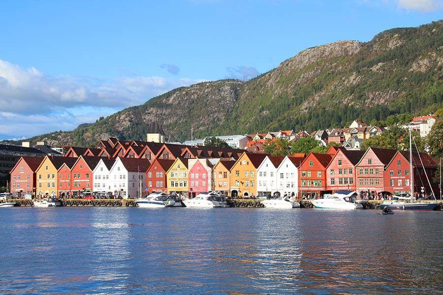bergen, viaje noruega