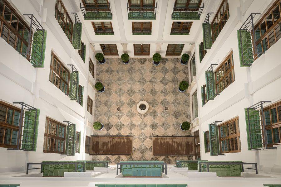 hoteles con encanto, hoteles palacio, viajes a Málaga, fin de semana romántico