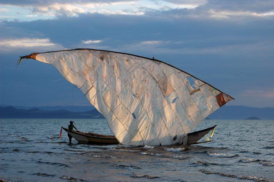 pescador lago turkana