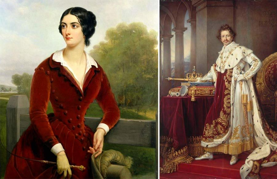 Lola Montes, Luis I de Baviera