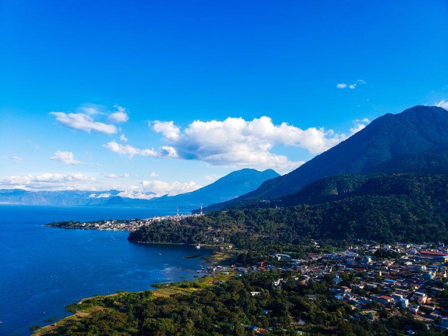 San Juan La Laguna en lago atitlan de guatemala