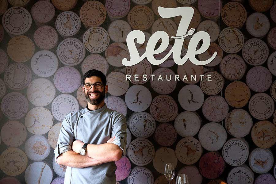 sete restaurante, donde comer en coimbra