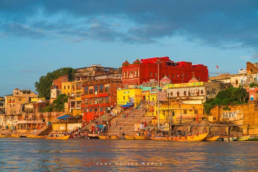 varanasi, viaje a india
