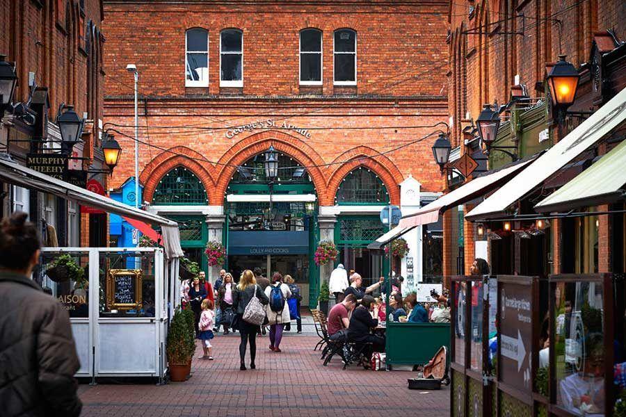 George Street Arcade Market