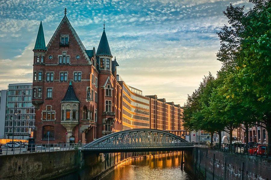 Escapada a Hamburgo, viajes a Alemania, fin de semana en Europa, City break
