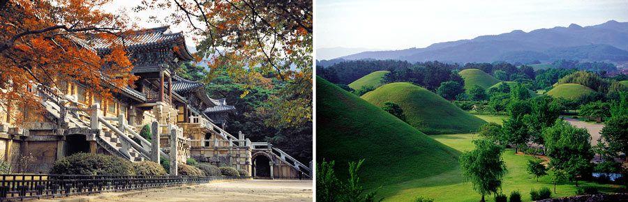 Templo Bulguksa y Tumula Park