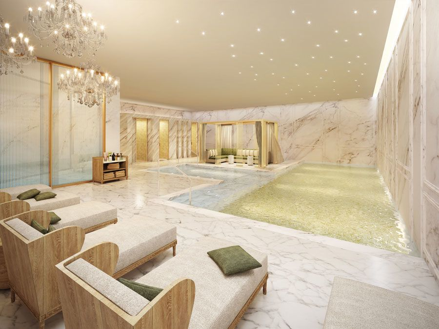 spa Mandarin Oriental Ritz Madrid