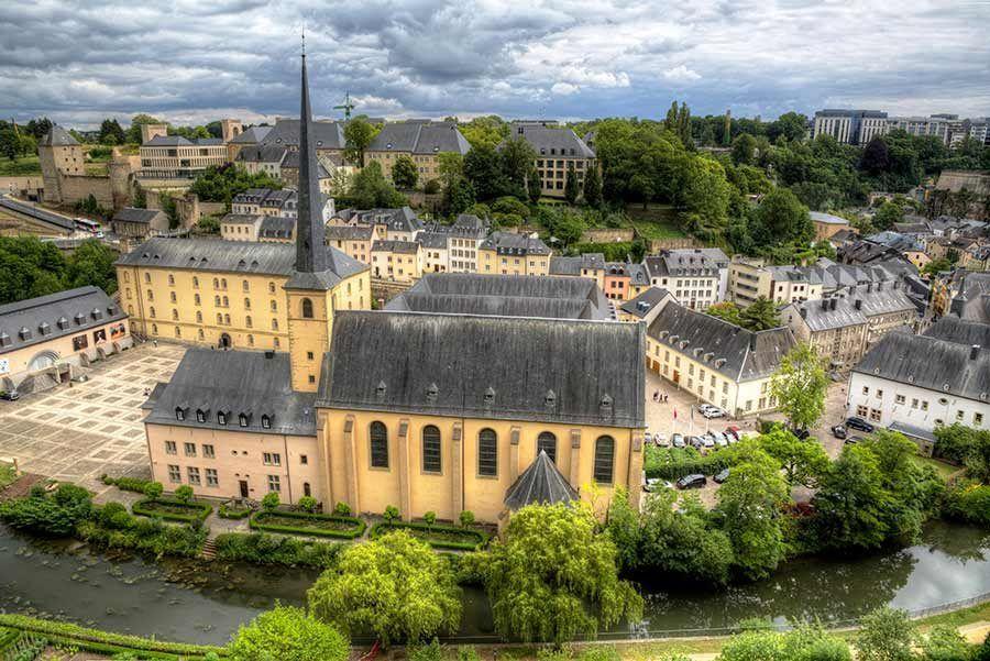 abadia luxemburgo, viaje con mujeres