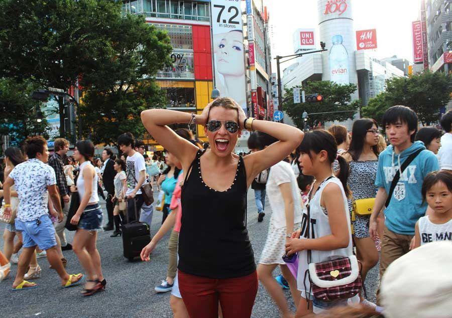 celia diaz, visit britain, viaje japon