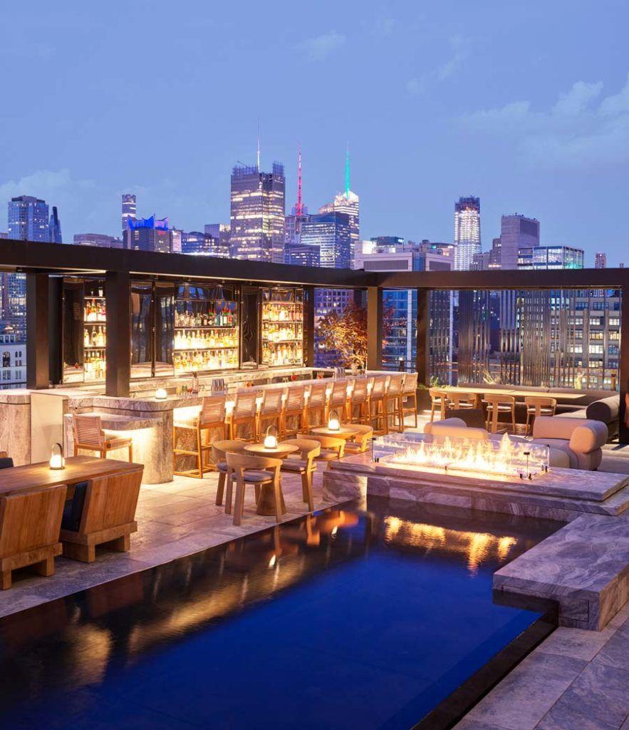bares con terrazas nueva york, tomar una copa en brooklyn