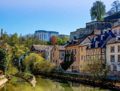 barrio grund, luxemburgo