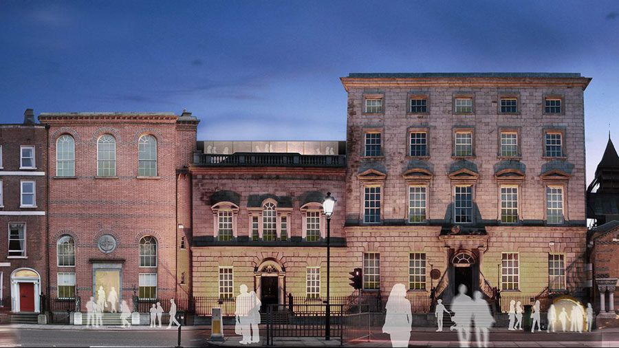 MoLI, Museo de la Literatura de Irlanda
